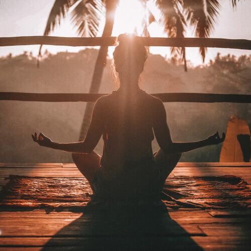 Yoga como unión entre opuestos